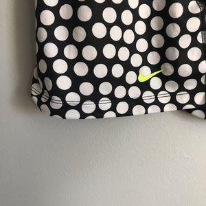 Nike Tops - Nike Dri-Fit Polka Dot Racerback Tank